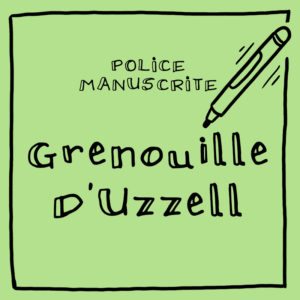 Police Grenouille D'Uzzell