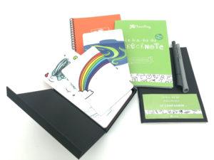 pack produits sketchnote